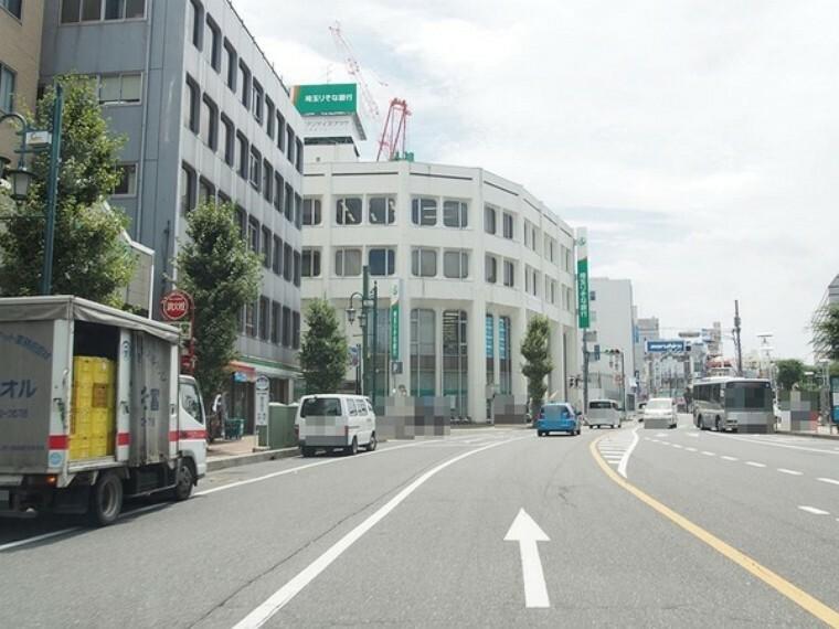 銀行 埼玉りそな銀行本川越支店