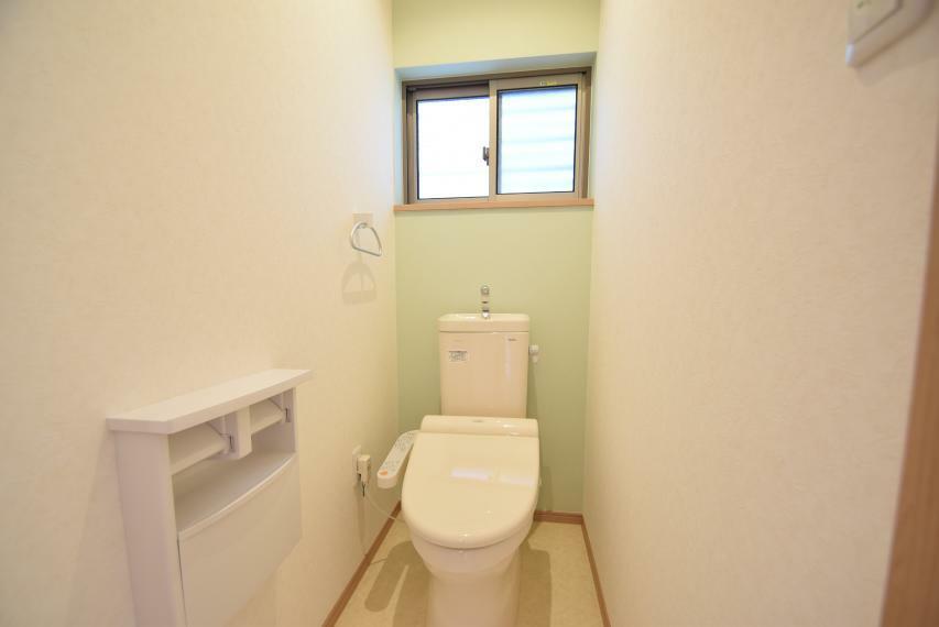 トイレ 二階廊下