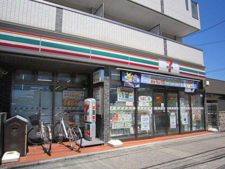 コンビニ セブンイレブン市川相之川2丁目店
