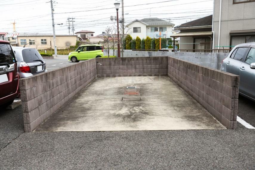 共用洗車スペース