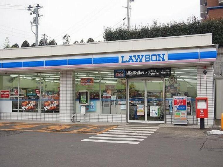 コンビニ ローソン 仙台茂庭店まで800m(徒歩11分)