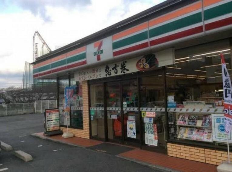 コンビニ セブンイレブン 広島五日市7丁目店