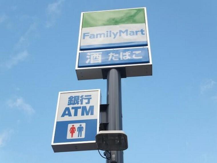 コンビニ ファミリーマート仙台西の平店