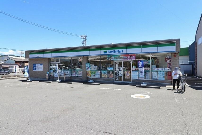 コンビニ ファミリーマート清水袖師町南店