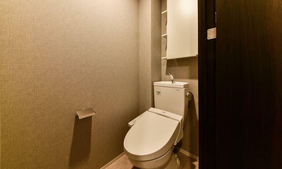 トイレ 同形状・同仕様