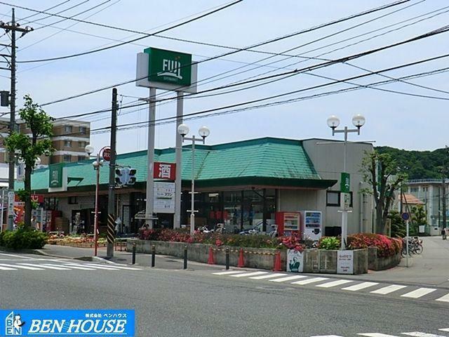 スーパー Fuji稲田堤店 徒歩18分。