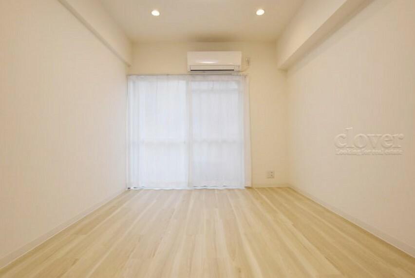 洋室 洋室 エアコン設置