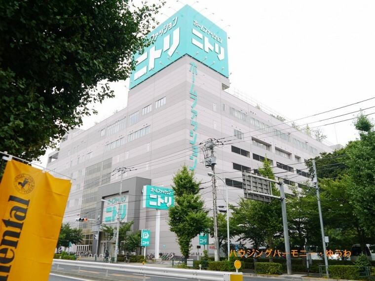 ホームセンター 【ホームセンター】ニトリ 赤羽店まで917m