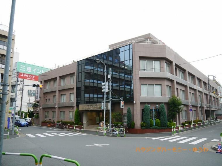病院 【総合病院】赤羽中央総合病院まで1023m