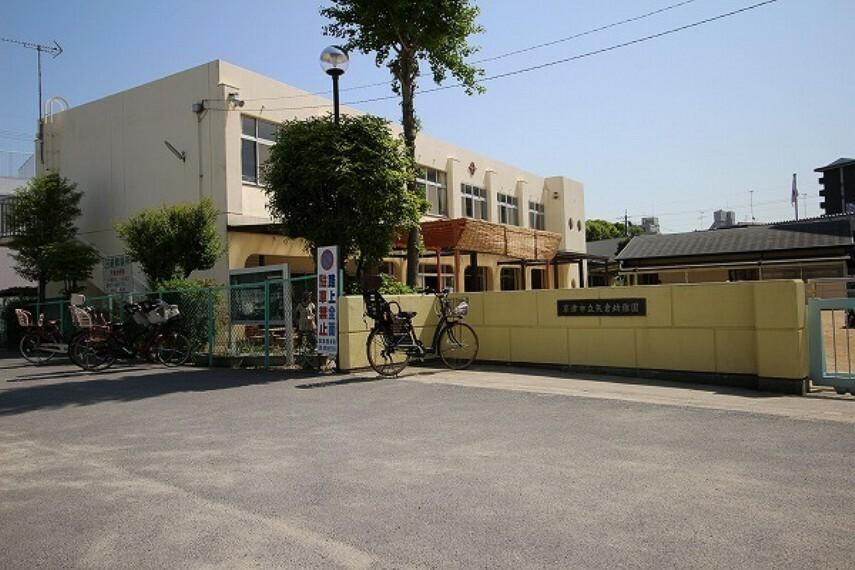 幼稚園・保育園 草津市立矢倉幼稚園 平成15年に開園し、南草津駅から徒歩10分ほどに位置する幼稚園です