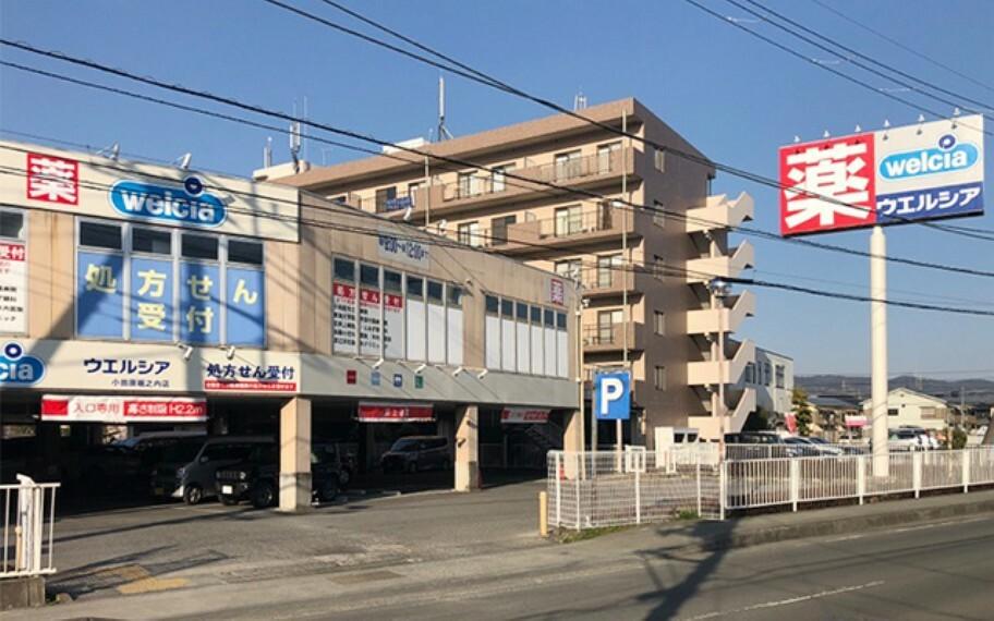 ドラッグストア ウエルシア小田原堀之内店