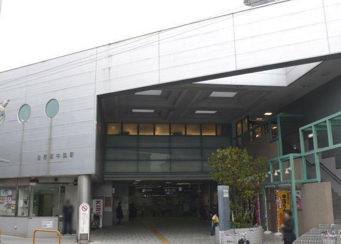 荏原中延駅(東急 池上線)