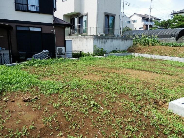 現況写真 近隣に配慮された第1種低層住居専用地域