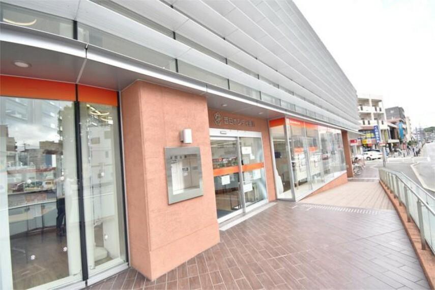 銀行 西日本シティ銀行小笹支店