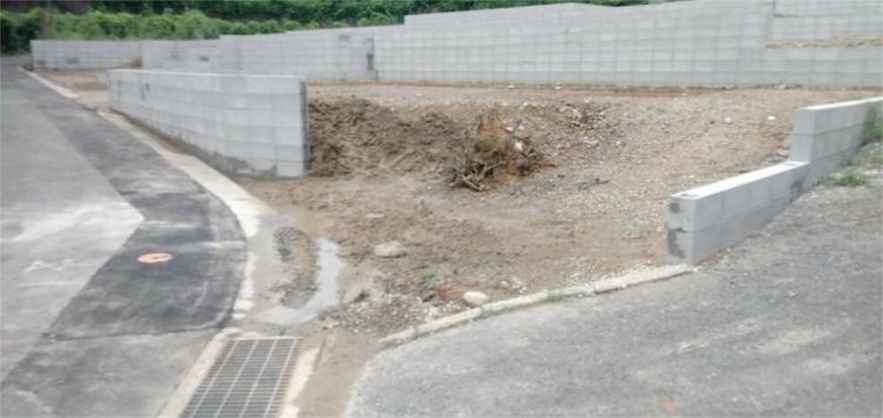 駐車場 2021年8月20日撮影