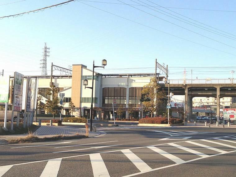 名鉄豊田線「黒笹」駅