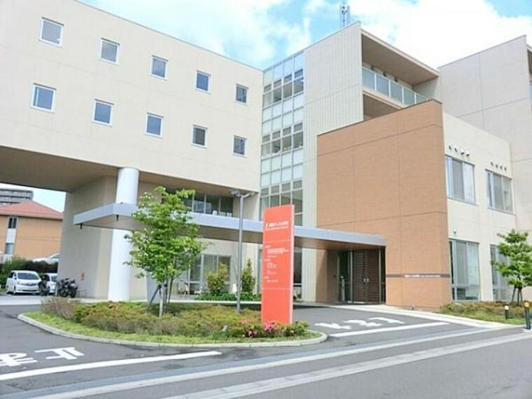 病院 湘陽かしわ台病院 1640m