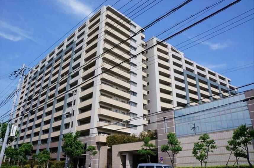 外観写真 JR「摂津本山」駅より徒歩9分 複数沿線利用可です。