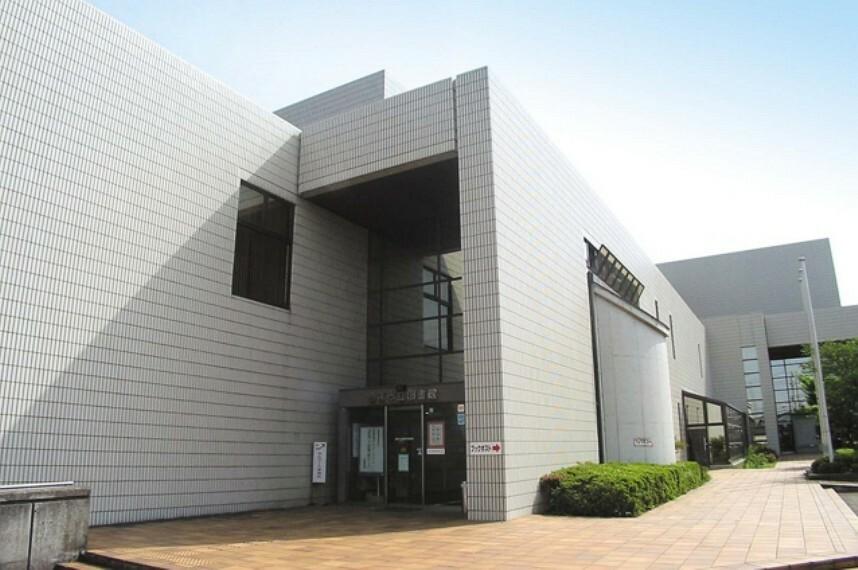 図書館 【図書館】泉南市立図書館まで1060m