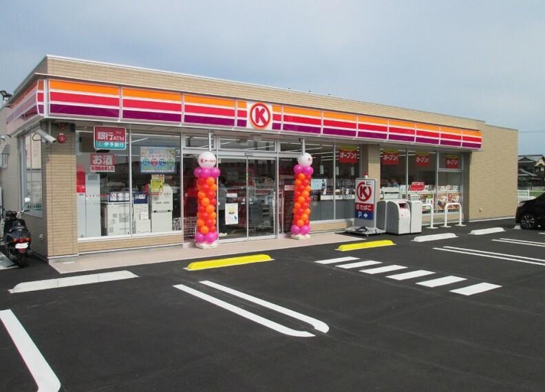コンビニ 【コンビニエンスストア】サークルK 常滑保示町店まで657m
