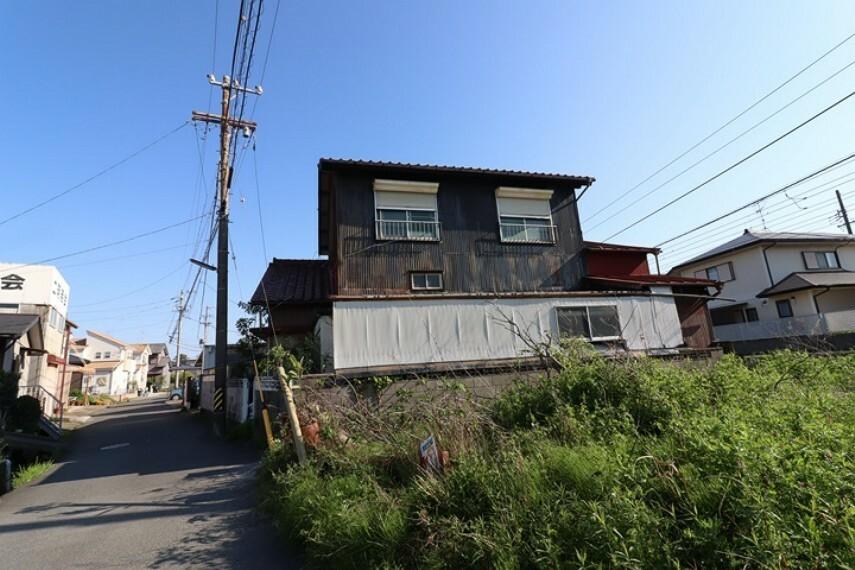 外観・現況 建築条件なし! お好きなメーカーで夢のマイホームなんていかがでしょうか。
