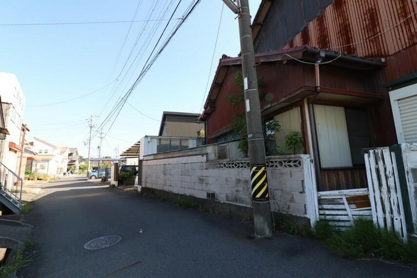 外観・現況 名鉄常滑線榎戸駅まで徒歩4分! 通学に便利な好立地
