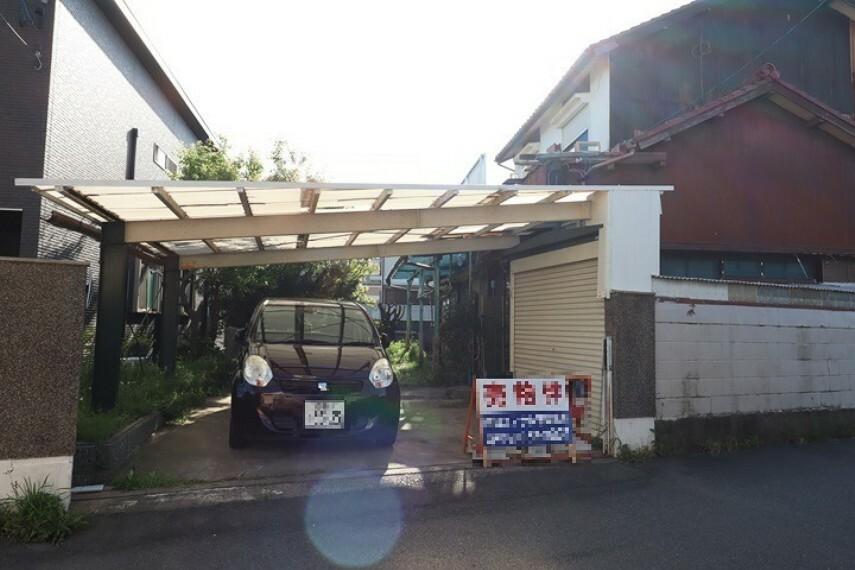 外観・現況 鬼崎中学校まで徒歩5分(約360m)