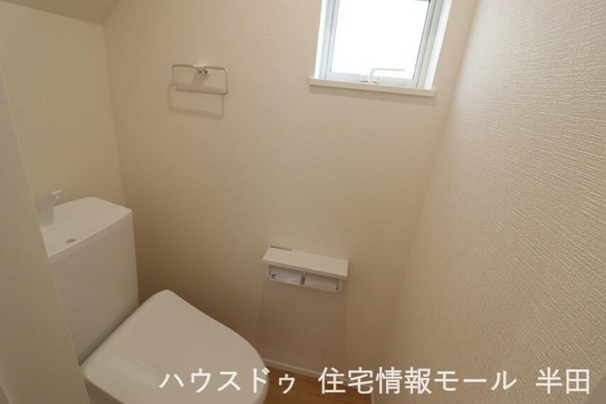トイレ トイレは各階にご用意しました