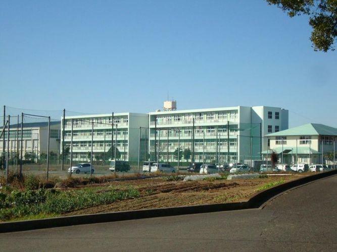 中学校 函南町立東中学校
