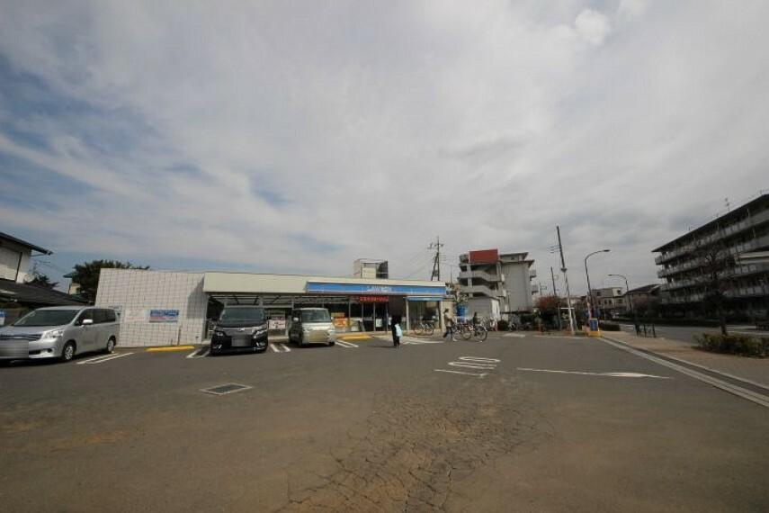コンビニ 【コンビニエンスストア】ローソン 西東京下保谷二丁目店まで450m