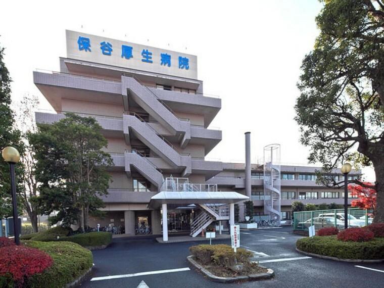 病院 【総合病院】保谷厚生病院まで700m