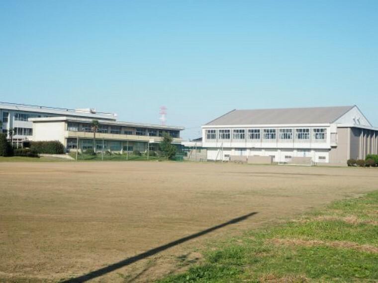 中学校 【中学校】白岡市立菁莪中学校まで2100m