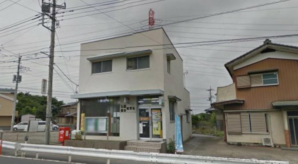 郵便局 【郵便局】白岡岡泉郵便局まで1116m