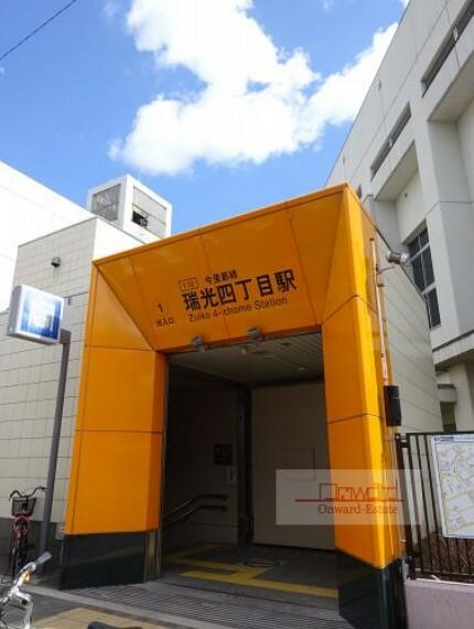 【駅】清水駅まで320m