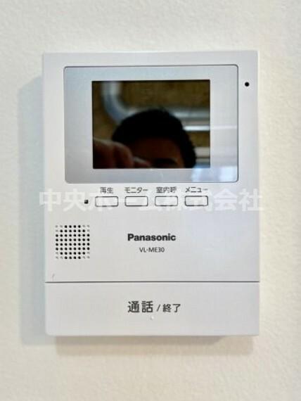 TVモニター付きインターフォン インターホン