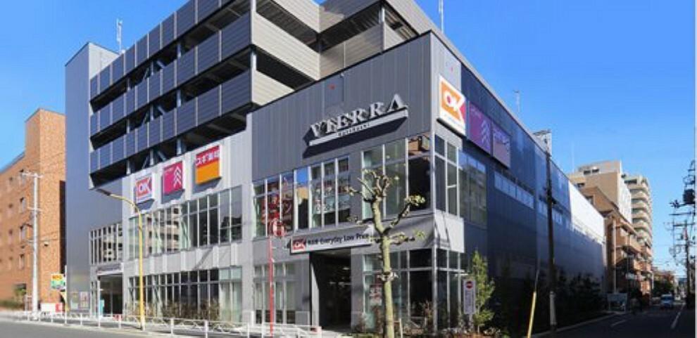 ショッピングセンター 【ショッピングセンター】ビエラ江東橋まで858m
