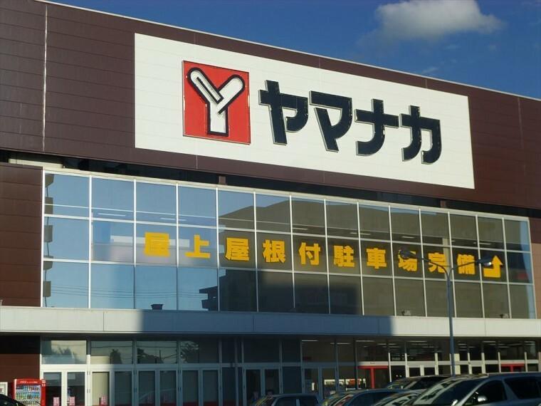 スーパー 【ヤマナカ柴田店】 ・毎月20日はお客様感謝デー ポイント5倍! ・毎月25日はシニアいきいきデー!  ・営業時間:9:30~23:00なので、お仕事帰りにも寄れるのは嬉しいですね