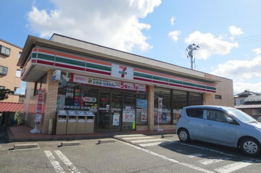 コンビニ セブンイレブン 仙台山田店まで800m(徒歩9分)
