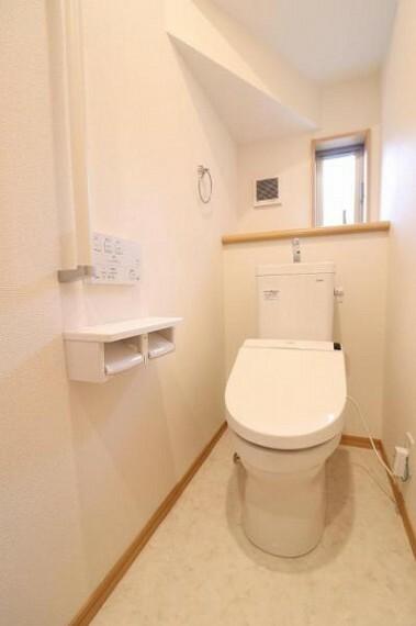 毎朝快適シャワートイレ!汚れがツルンと落ちるので毎日のお掃除も快適!