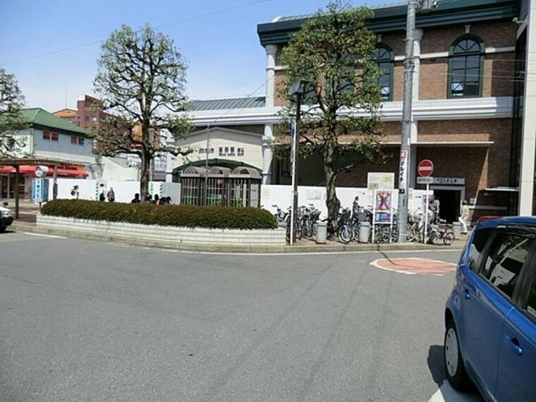 東武東上線「坂戸」」駅