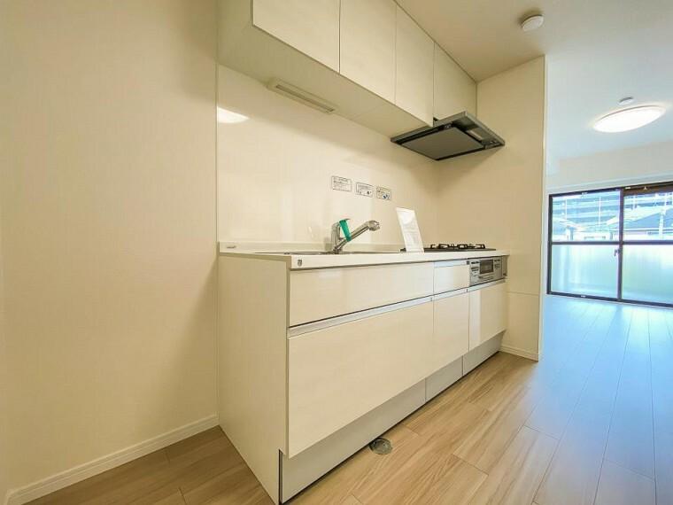 キッチン 快適な日常を支える機能性と強さがひとつになったキッチンです。