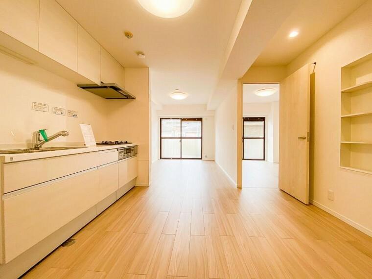 ダイニングキッチン 何気なく過ぎる時でさえも上質なひと時となる快適な空間を目指して。