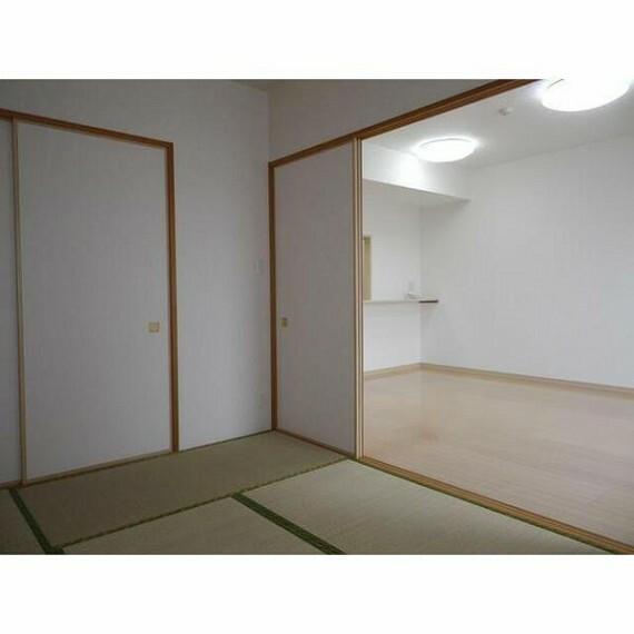 和室 和室もあります。