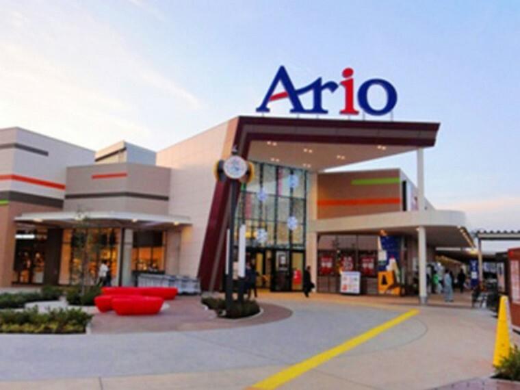 ショッピングセンター アリオ市原