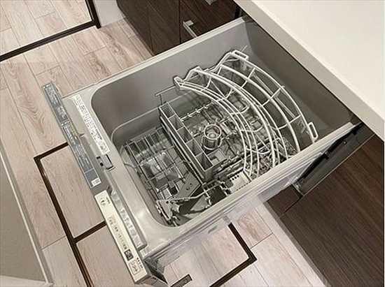 発電・温水設備 食器洗浄乾燥機付