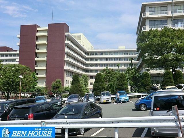 病院 聖マリアンナ医科大学ブレストアンドイメージングセンター 徒歩24分。
