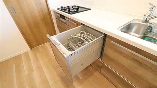 発電・温水設備 食器洗い乾燥機付