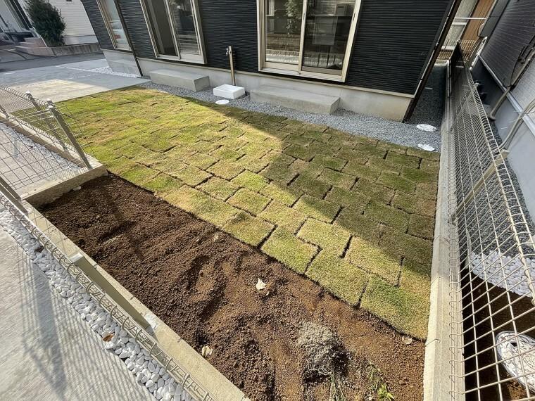 庭 南庭スペースあり。趣味や遊びにご活用ください。