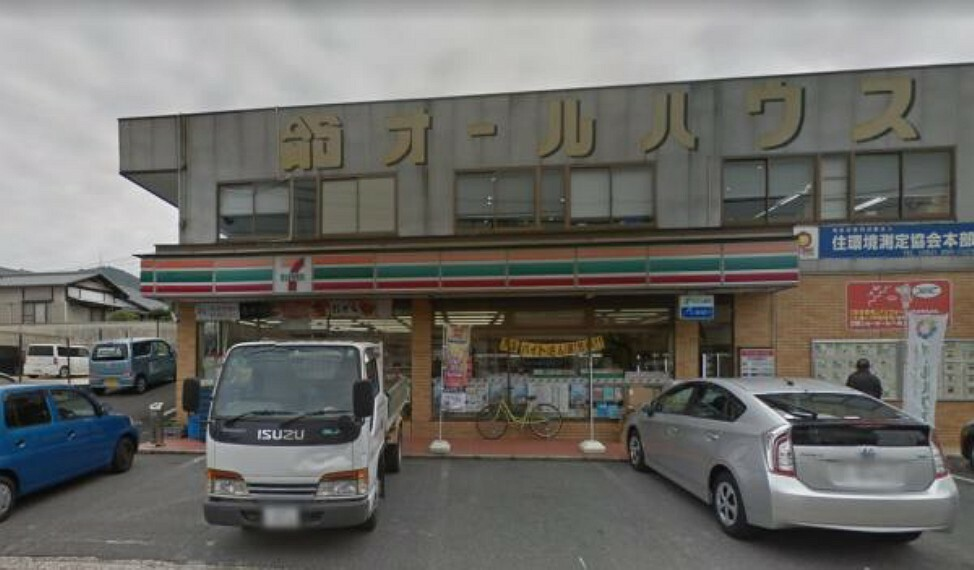 コンビニ セブンイレブン 安芸府中八幡1丁目店