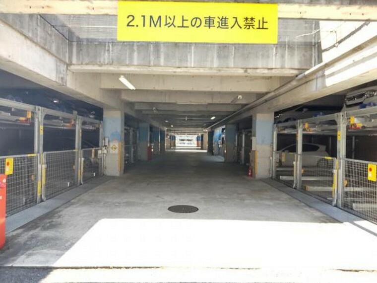 駐車場 【駐車場】駐車場の写真です。駐車場の空きはございます。しっかりと防犯しているので安心してご利用できますよ。
